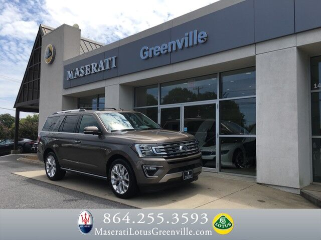 2018 Ford Expedition Limited Greenville SC