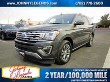 2018_Ford_Expedition_Limited_ Las Vegas NV