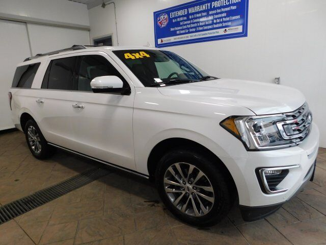 2018 Ford Expedition Limited Max 4WD LEATHER NAVI SUNROOF 8 PASS Listowel ON