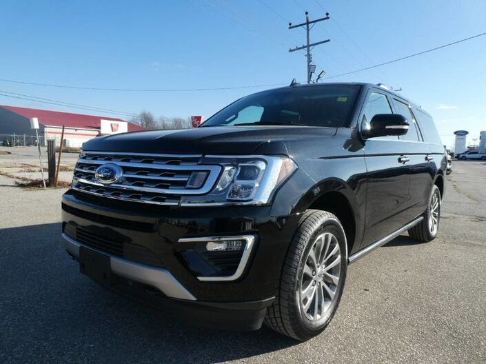 2018 Ford Expedition Limited Max Essex ON