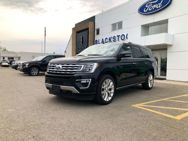 2018 Ford Expedition Limited Max