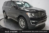 Ford Expedition Limited NAV,CAM,CLMT STS,BLIND SPOT,3RD ROW 2018