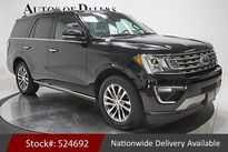 Ford Expedition Limited NAV,CAM,SUNROF,CLMT STS,BLIND SPOT,3RD ROW 2018