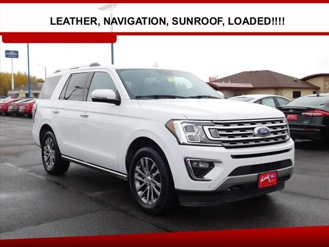 2018 Ford Expedition Limited Rice Lake WI