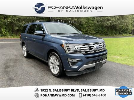 2018_Ford_Expedition_Limited_ Salisbury MD