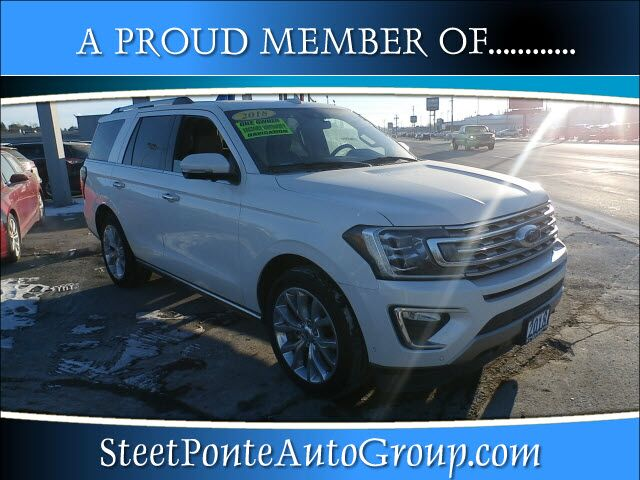 2018 Ford Expedition Limited Yorkville NY