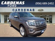 2018_Ford_Expedition MAX_Limited_ Brownsville TX