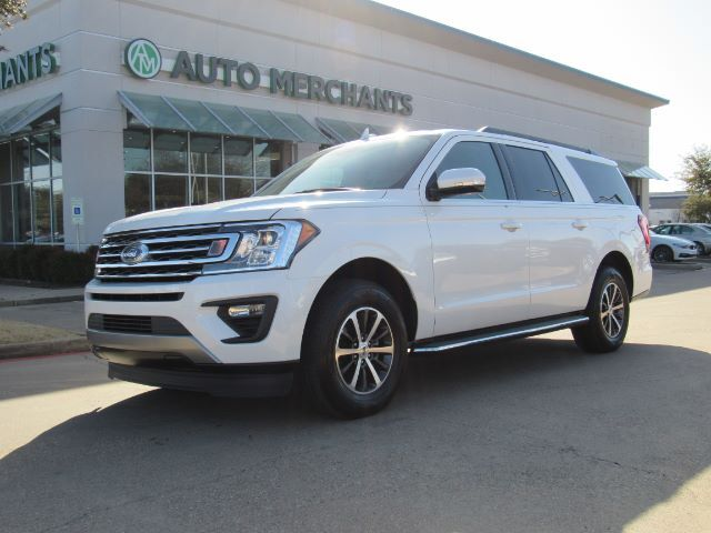 2018 Ford Expedition MAX XLT 2WD  LEATHER SEATS, BLIND SPOT MONITOR W/ TRAILER BLIND SPOT DETECTION, BACKUP CAMERA Plano TX