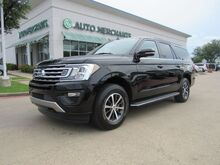 2018_Ford_Expedition_MAX XLT 4WD LEATHER, BLIND SPOT, HTD/CLD FRONT STS, NAVIGATION, UNDER FACTORY WARRANTY_ Plano TX