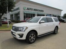 2018_Ford_Expedition_MAX XLT 4WD LEATHER, NAVIGATION, BACKUP CAMERA, PANORAMIC SUNROOF, HTD/CLD FRONT SEATS AUTO LIFTGATE_ Plano TX