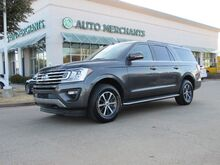 2018_Ford_Expedition_MAX XLT 4WD, NAVIGATION, BACK UP CAMERA, HEATED/COOLED SEATS,BLIND SPOT MONITORING,PUSH BUTTON START_ Plano TX