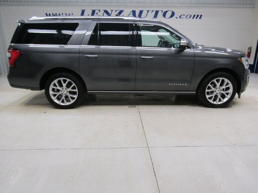 2018_Ford_Expedition Max_4WD Platinum_ Fond du Lac WI