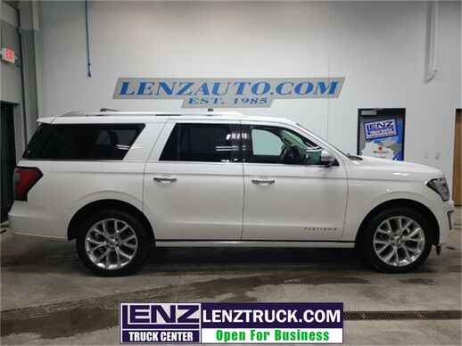 2018_Ford_Expedition Max_4x4 Platinum_ Fond du Lac WI