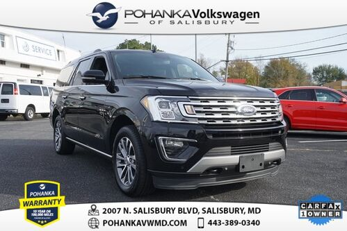 2018_Ford_Expedition Max_Limited ** ALL THE BELLS AND WHISTLES ** LOADED **_ Salisbury MD