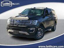2018_Ford_Expedition Max_Limited 4x4_ Cary NC