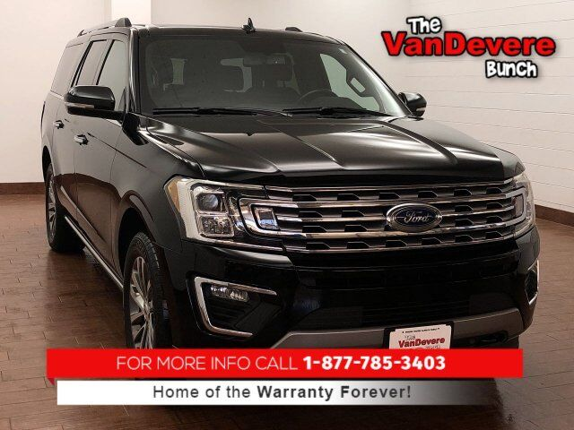 2018 Ford Expedition Max Limited Akron OH