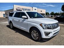 2018_Ford_Expedition Max_Limited_ Amarillo TX