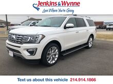 2018_Ford_Expedition Max_Limited_ Clarksville TN