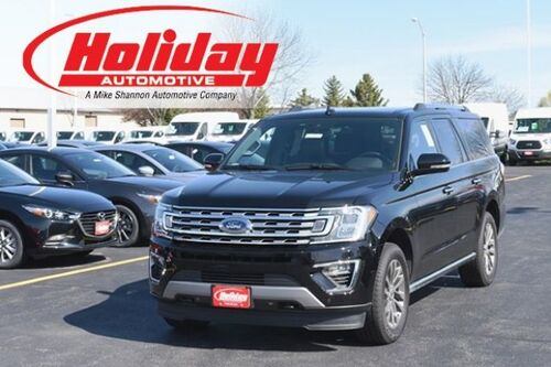 2018_Ford_Expedition Max_Limited_ Fond du Lac WI