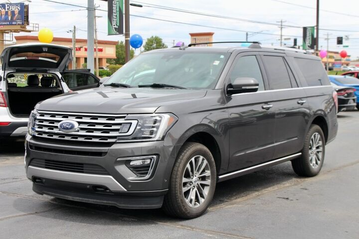 2018 Ford Expedition Max Limited Fort Wayne Auburn and Kendallville IN