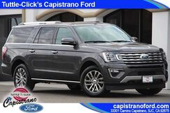 2018_Ford_Expedition Max_Limited_ Irvine CA