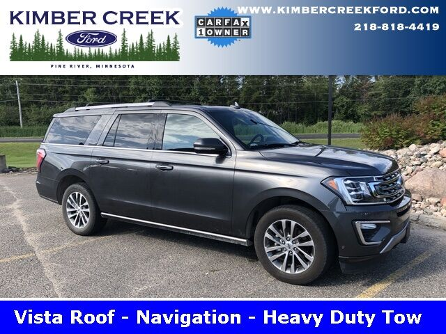 2018 Ford Expedition Max Limited Pine River MN