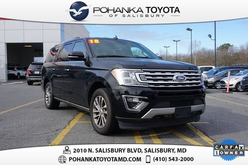 2018_Ford_Expedition Max_Limited_ Salisbury MD