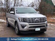 2018 Ford Expedition Max Limited South Burlington VT