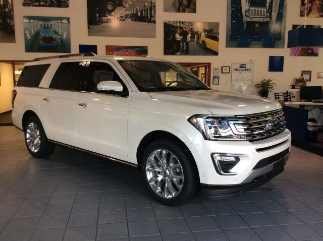 2018 Ford Expedition Max Limited Suffolk VA