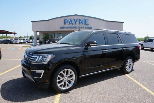 2018 Ford Expedition Max Limited Weslaco TX