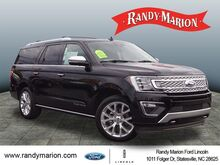 2018_Ford_Expedition Max_Platinum_ Hickory NC