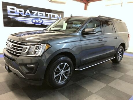 2018 Ford Expedition Max XLT, 4x4, 202A Pkg, Pano Roof, Nav Houston TX