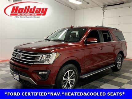 2018_Ford_Expedition Max_XLT_ Fond du Lac WI