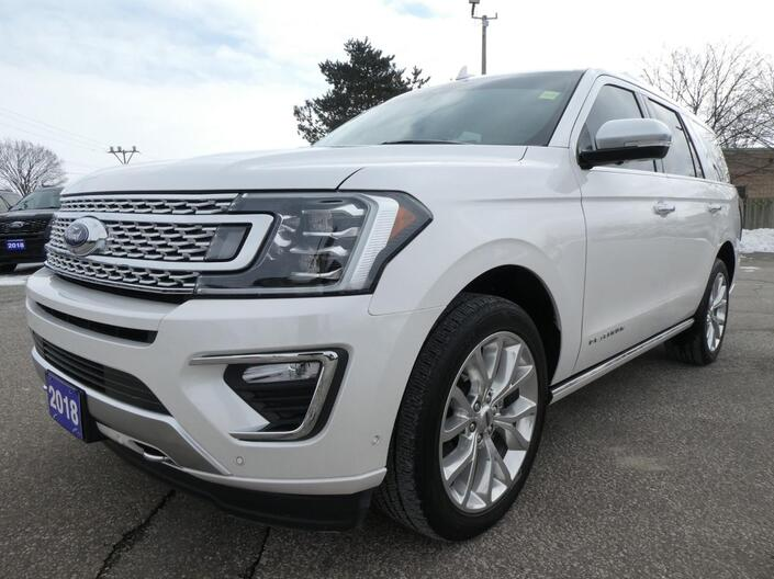 2018 Ford Expedition Platinum | Navigation | Power Lift Gate | Heated Seats Essex ON