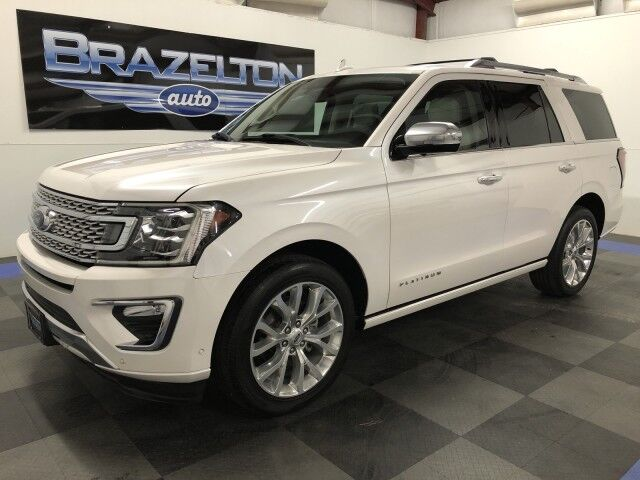 2018 Ford Expedition Platinum, 2nd Row Buckets, HD Tow Houston TX