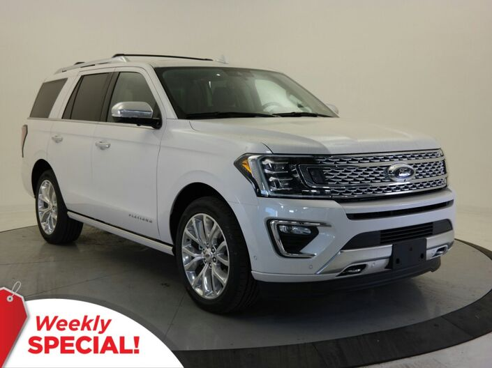 2018 Ford Expedition Platinum Sherwood Park AB