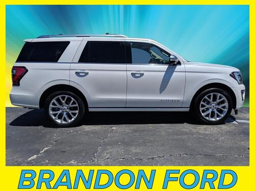 2018 Ford Expedition Platinum Tampa FL