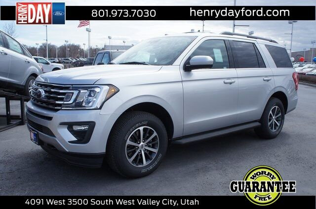 2018_Ford_Expedition_XLT_ West Valley City UT
