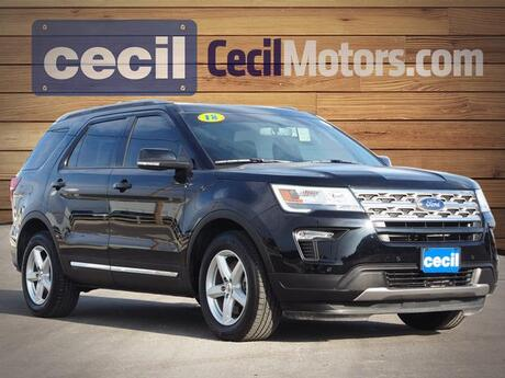 2018 Ford Explorer   TX