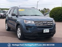 2018 Ford Explorer  South Burlington VT