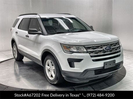 2018_Ford_Explorer_BACK-UP CAMERA,18IN WHLS,3RD ROW STS_ Plano TX