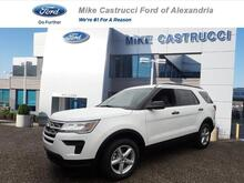 2018_Ford_Explorer_Base_ Alexandria KY