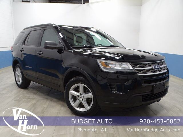2018 Ford Explorer Base Plymouth WI