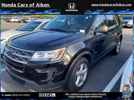 2018_Ford_Explorer_Base_ Aiken SC