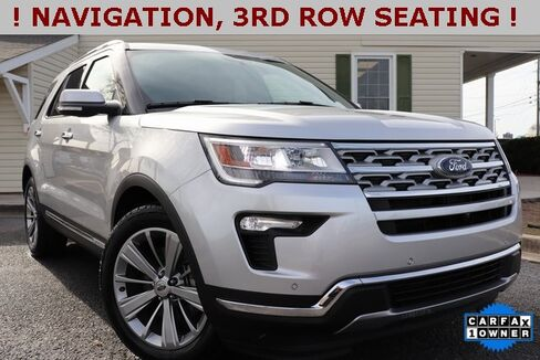 2018_Ford_Explorer_Limited_ Gainesville GA