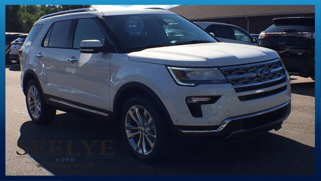 2018 Ford Explorer Limited Kalamazoo MI