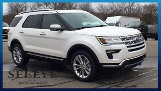 2018_Ford_Explorer_Limited_ Kalamazoo MI