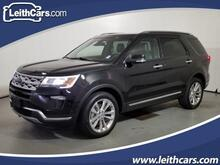 2018_Ford_Explorer_Limited 4WD_ Cary NC