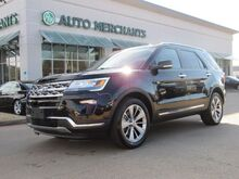 2018_Ford_Explorer_Limited 4WD DUAL SUNROOF,, NAVIGATION, BACKUP CAMERA, HEATED AND COOLED FRONT SEATS_ Plano TX