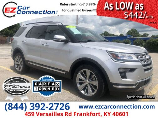 2018_Ford_Explorer_Limited 4WD_ Frankfort KY